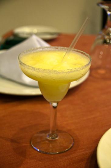 Frozen Margarita El Nopal Restaurang, Adonis Tulum Resort
