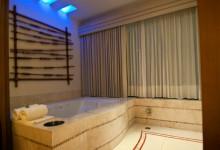 Jacuzzi på rummet, Partenon Suite på Adonis Tulum
