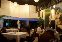 Il Sorpasso, Italiensk Restaurang på Adonis i Tulum, Mexiko