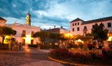 Skön dag i Monte Vinas avslutas i Estepona