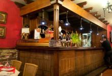 Bar på Aguilar Restaurant, Estepona Spanien