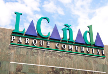 La Cañada shoppingcenter i Marbella