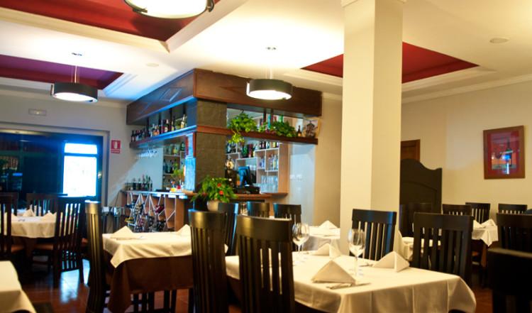 Interiör Restaurante Cenachero, Puerto de la Duquesa