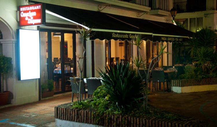 Restaurante Cenachero, Puerto de la Duquesa