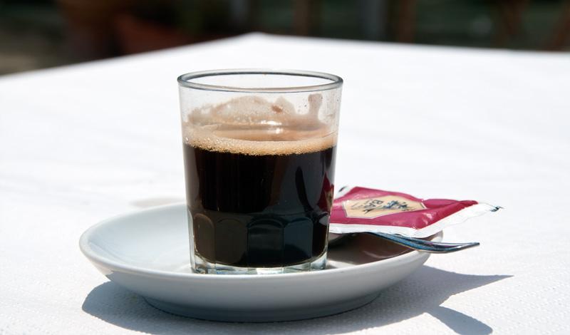 Cafe Solo på El Paseo, Manilva