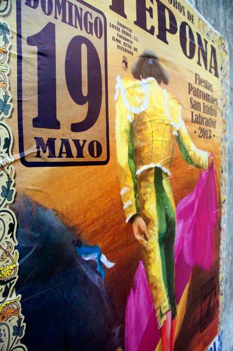 Reklam för Tjurfäktning, Manilva