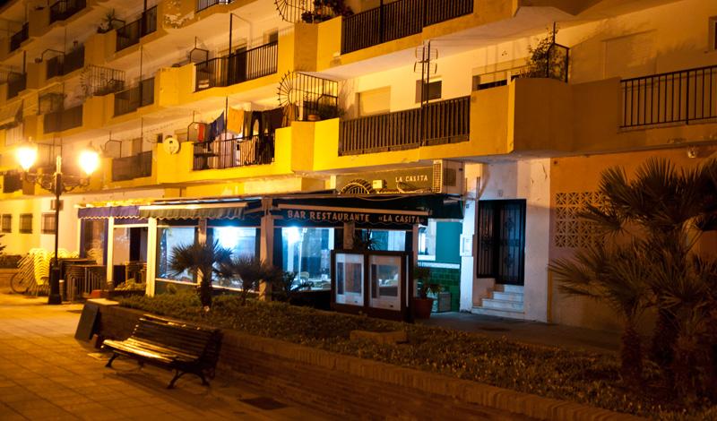 Bar Restaurante La  Casita, Sabinillas