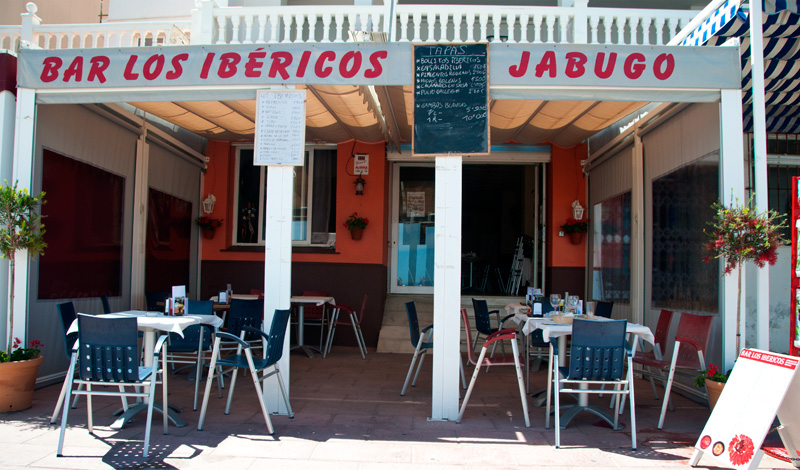 Bar Los Ibericos Jabugo, Sabinilla