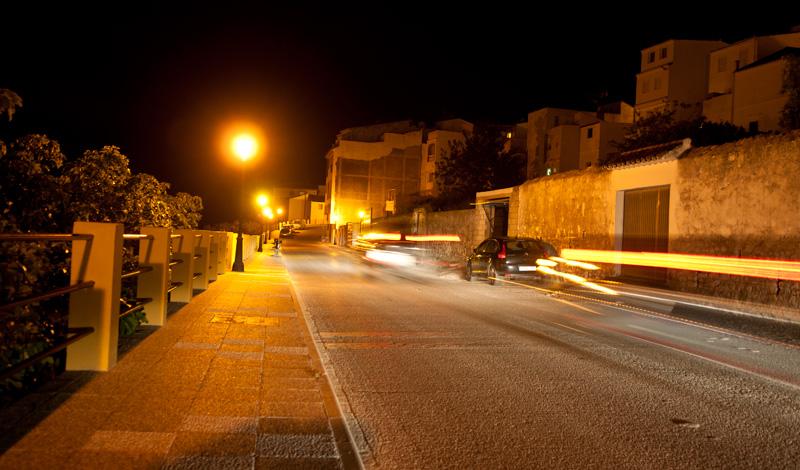 Gatuljus längs Calle Pedreta, Manilva