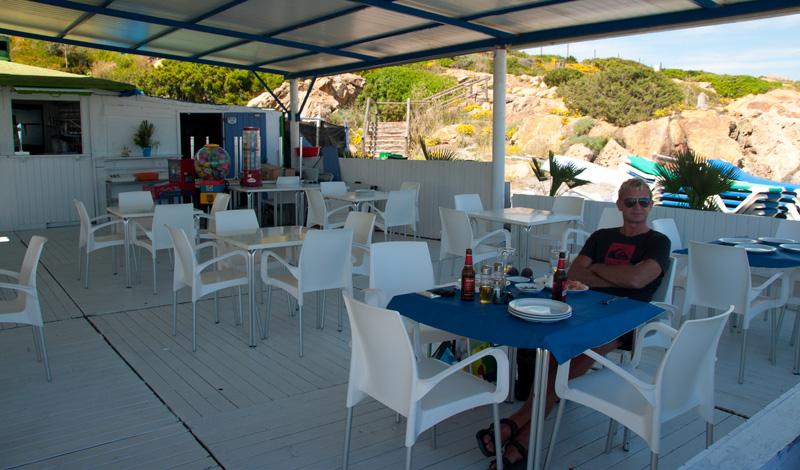 Lasse på Sal y Sol, Punta Chullera
