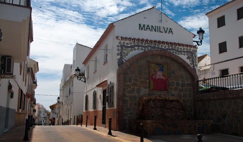 Calle Jimena, Manilva