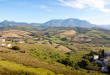 Manilvas vackra landskap