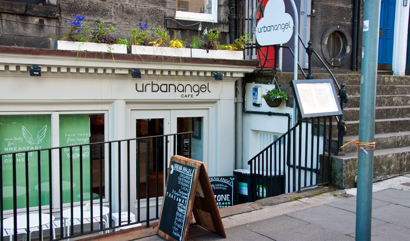 Urban Angel, Edinburgh