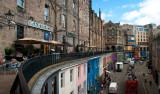 Dag i hjärtat av Edinburgh