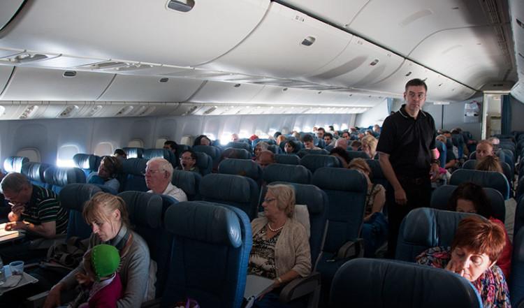 Air Canada Flight till Toronto Kanada