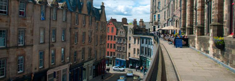 Edinburgh, Victoria Terrace