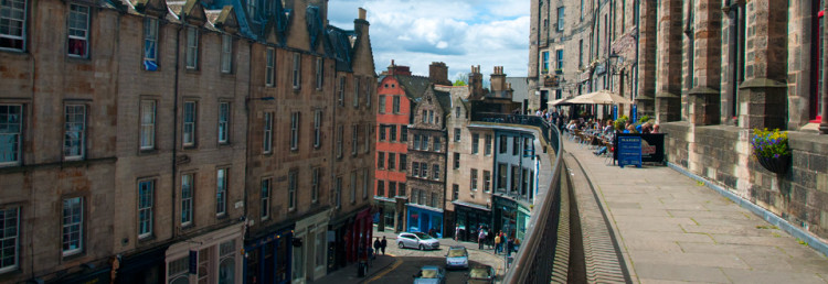 Edinburgh, Victoria Terrace