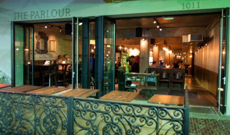 The Parlour restaurang, Vancouver