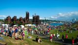 4:e Juli firande i Seattle