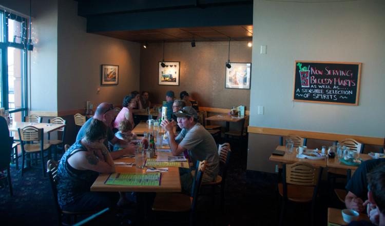 Alki Cafe West Seattle
