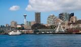 Vi utforskar Seattle