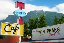 Twedes Cafe, North Bend, Washington