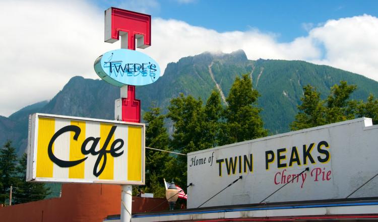 Twedes Cafe, North Bend, Washington