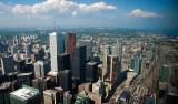 Vacker dag Toronto runt