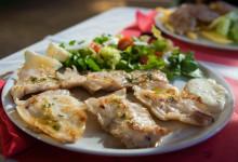 Middag på Aguilar Restaurant Estepona