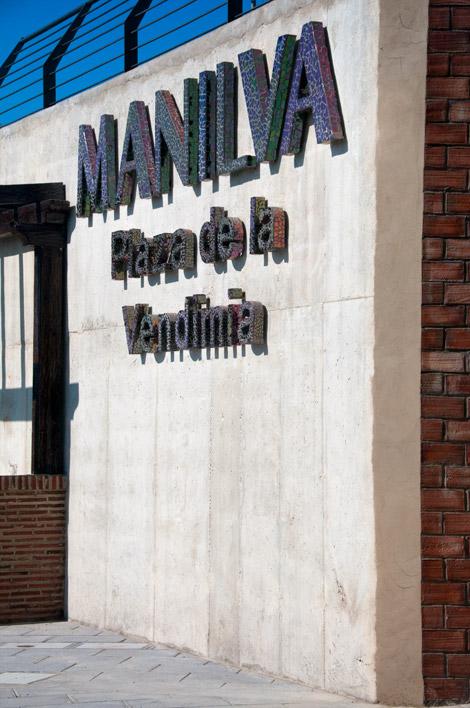 Plaza de la Vendimia, Manilva