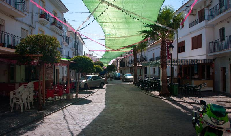 Calle Mar, Manilva