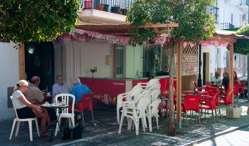 Cafeteria Plaza, Manilva