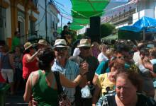 Folkfest längst med Calle Mar, Fiesta de la Vendimia, Manilva