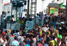 Musik och dans, Fiesta de la Vendimia, Manilva