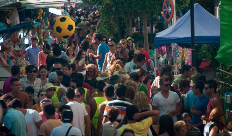 Folkfest! Fiesta de la Vendimia, Manilva