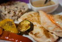 Kycklingrätt på Madubar Fusion Restaurang, Estepona