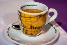 Espresso på Madubar Fusion Restaurang, Estepona