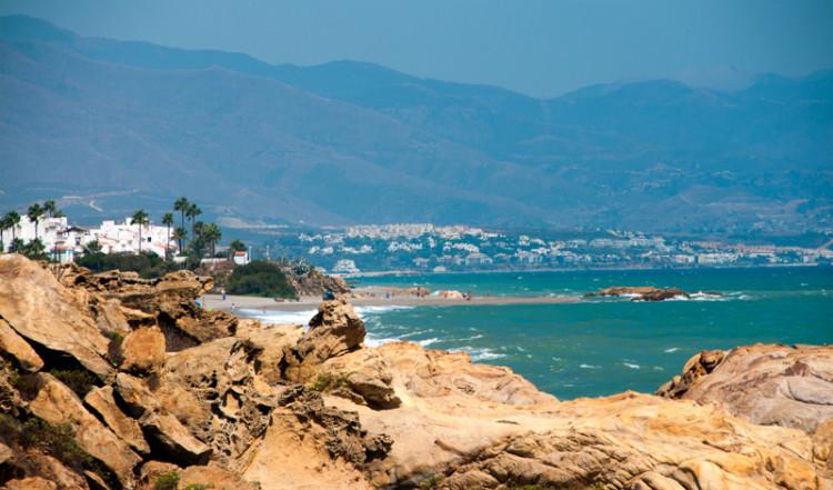 Vy från Punta Chullera