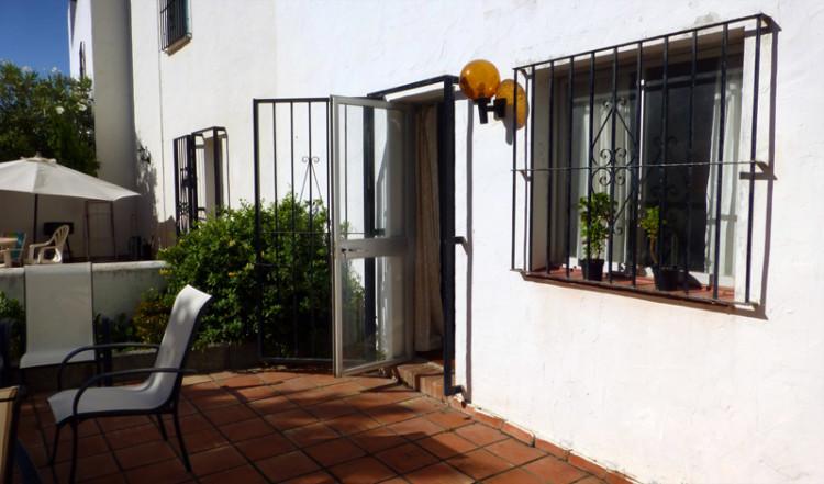 Trädgården i Monte Viñas, Manilva