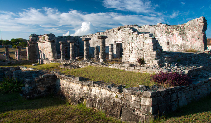 Tulum mayaruiner
