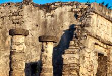 Maya Ruinerna i Tulum