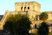 Tulum Maya Ruiner