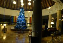 Lobbyn på Adonis Tulum