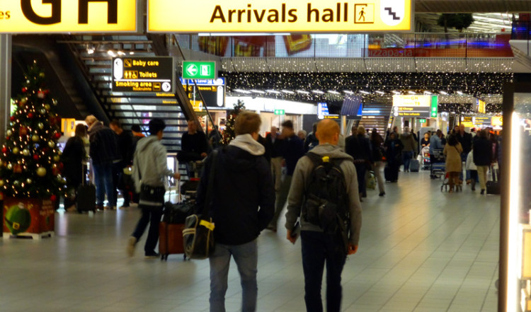 Schiphol Flygplats