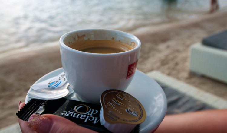 Espresso, Papagayo Beach Club