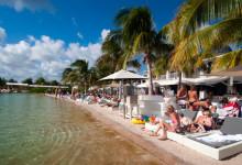 Eftermiddagssol, Papagayo Beach Club