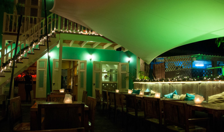 Ginger restaurant, Willemstad
