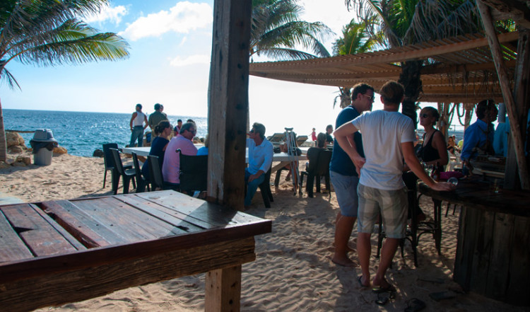 Rock Beach Bar, Pietermaai, Willemstad