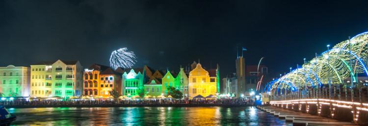 Nyårsfirande i Punda, Willemstad