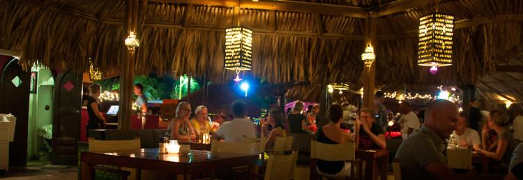 Header, Zanzibar Restaurang, Jan Thiel, Curacao
